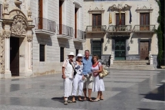 21-Tom-Jean-Roy-and-Jackie-in-the-town-square