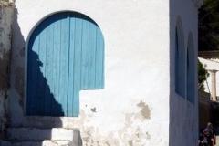 Barraca - Blue Door