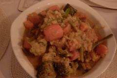 Nov Curry Club - Vegetable curry