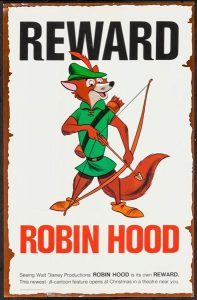 History 12th March 2019: Who was Robin Hood? @ Casa de Cultura