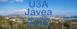 May General Meeting - Cancelled @ Sala Cabo La Nao, Parador Hotel