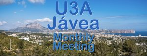 June General Meeting - Cancelled @ Sala Cabo La Nao, Parador Hotel