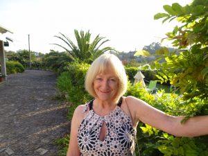 June Meeting Speaker Angela Chantry @ Parador Hotel, Sala Cabo La Nao