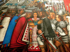 La Malinche and the fall of the Aztec Empire: Heroine or Traitor? @ Casa de Cultura