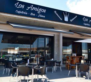 Cancelled - Dining Out - Los Amigos, Javea @ Restaurante Los Amigos