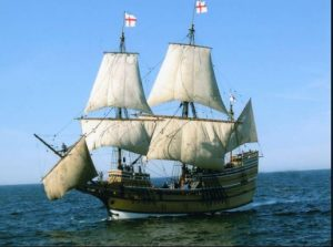 Mayflower 1620: The voyage and its aftermath @ Casa de Cultura