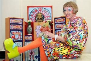 The Double Life and Amazing Art of Grayson Perry @ Casa de Cultura